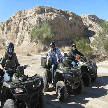 The Quad Squad Guided ATV Tours