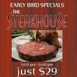 Steakhouse at the Spa Resort Casino