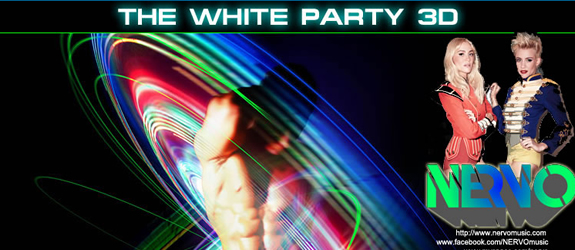 THE WHITE PARTY 3D