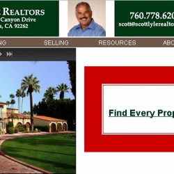 Scott Lyle Realtors Palm Springs