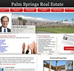 Richard Martin Realty Palm Springs